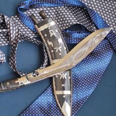 """10"""" Dhankute Horn Engraved Kukri"""