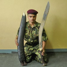 Buff Head(Religious) Khukuri