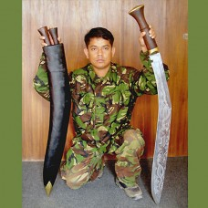 Buff Head Khukuri