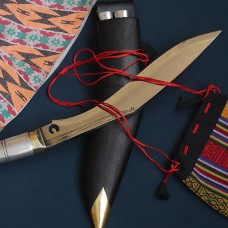 Chainpure Leather Aluminum Handle
