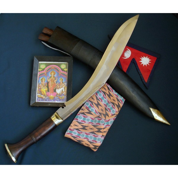 "Long-18"" Khukuri Plain Blade"