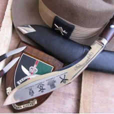 Gurkha Badge Kukris