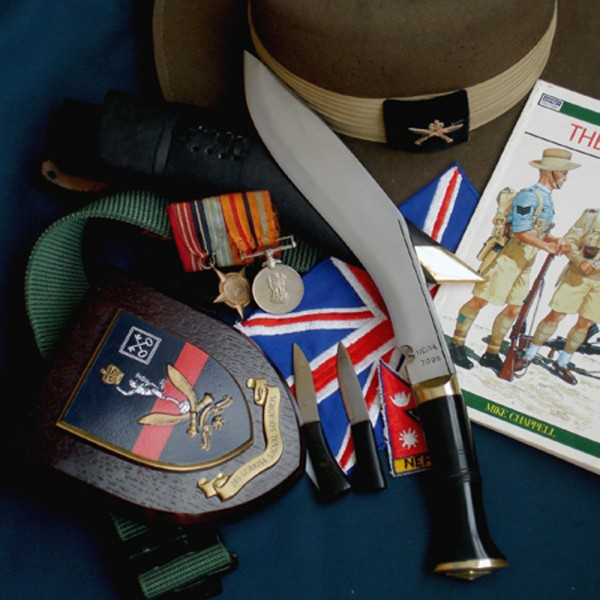 British Service No.1